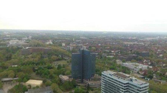Ringhotel Drees: Aussicht vom Florianturm