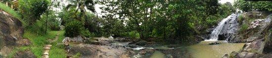 Raub, Malaysia: Stream