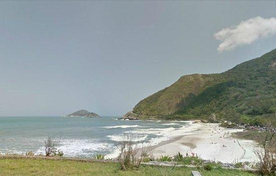 Prainha Beach: Vista lateral