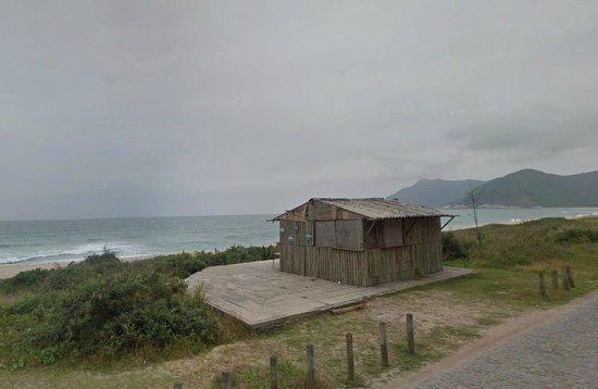 Grumari Beach : Cabana rústica em Grumari