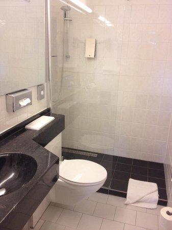 relexa hotel Bellevue: Bagno