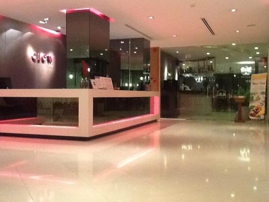 Trinity Silom Hotel : glow hotel information