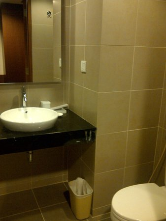 Aston Tanjung Pinang Hotel and Conference Center: Bathroom