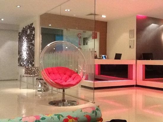 Trinity Silom Hotel: glow hotel information