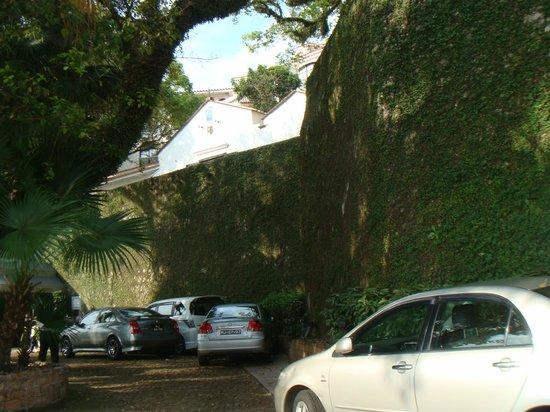 Pousada De Sao Tiago : 外壁