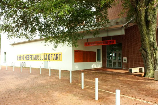 Ohr-O'Keefe Museum of Art : Welcome Center