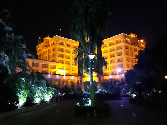 Swosti Premium Hotel: Hotel clicked fr Gate