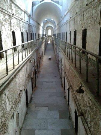 Eastern State Penitentiary: ESP
