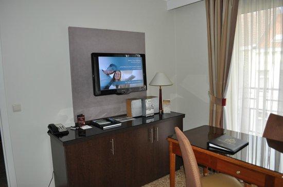 Marriott Executive Apartments Brussels, European Quarter: Living room