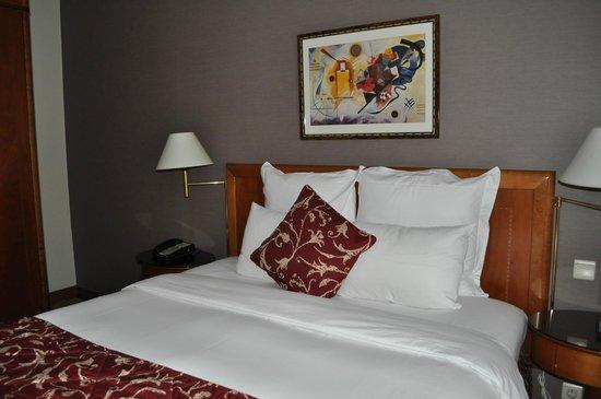 Marriott Executive Apartments Brussels, European Quarter: Bedroom