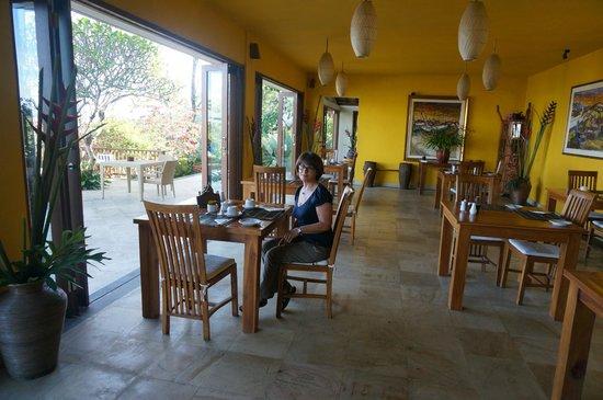Munduk Moding Plantation: restaurant