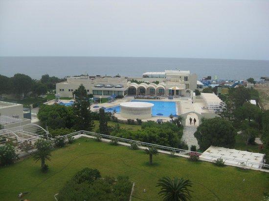 Sunshine Kreta Club Calimera : hotel view