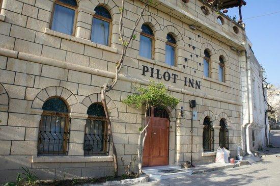 Pilot Inn: ホテル