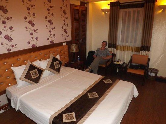 A25 Hotel 44 Hang Bun: Double room