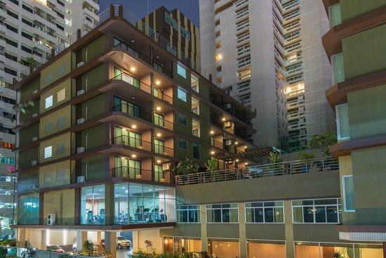 Dynasty Grande Hotel,Bangiok