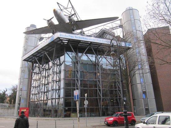 Deutsches Technikmuseum Berlin: Технический музей Берлина