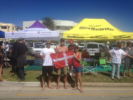 Summerstrand, South Africa: Support til IM South Africa