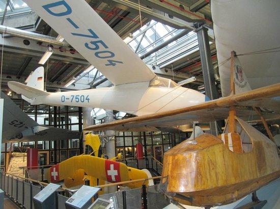 Deutsches Technikmuseum Berlin: представлены первые самолеты