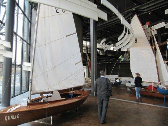 Deutsches Technikmuseum Berlin: Огромные парусники