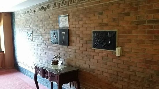 Hotel Commodore Busan: Lift Lobby