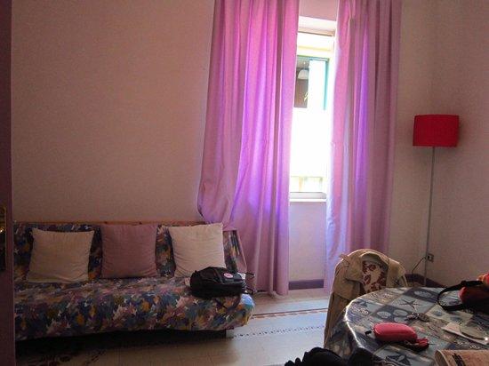 Residence La Mattanza : salotto