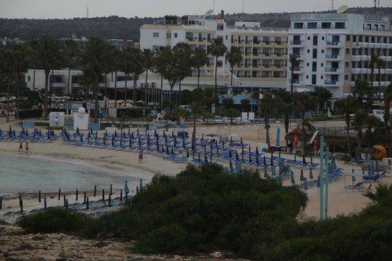 Anonymous Beach Hotel : Расположение отеля