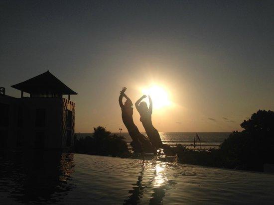 Pullman Bali Legian Nirwana: swimming pool