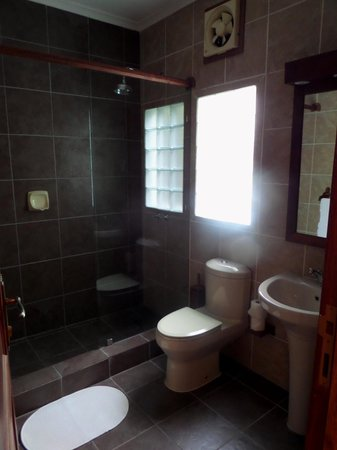 Mediterraneo Hotel & Restaurant: bathroom