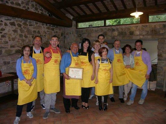 Relais Palazzo di Luglio : I Soci de Le Centopelli