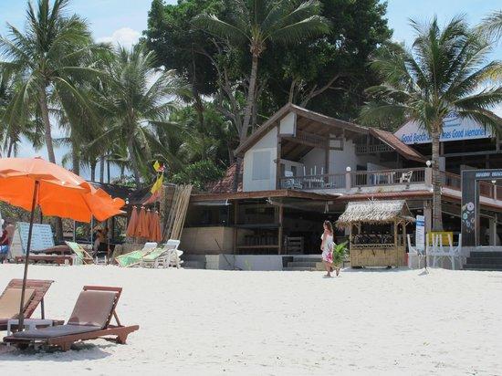 Malibu Koh Samui Resort & Beach Club: DESERTED