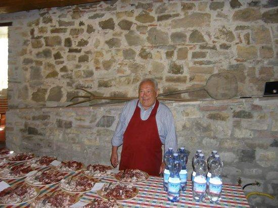 Relais Palazzo di Luglio: Giuliano Tofanelli (Ventura)