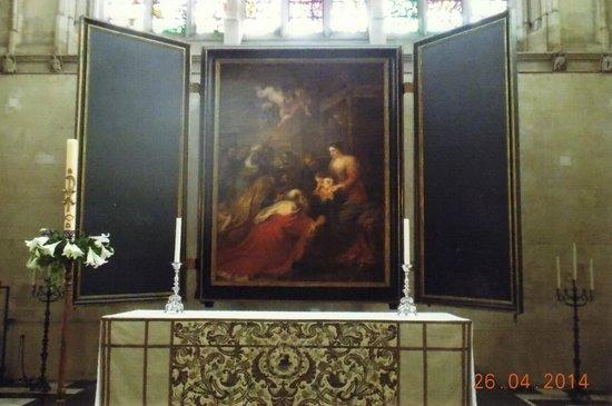 King's College Chapel : Peter Paul Rubens