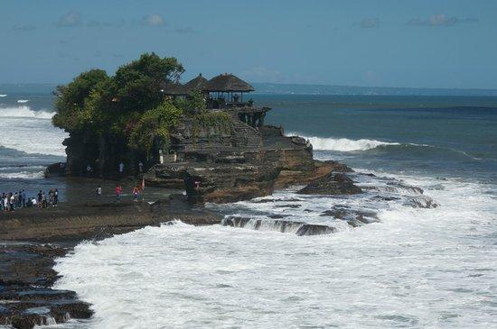 Maya Ubud Resort & Spa: tanah lot tempel