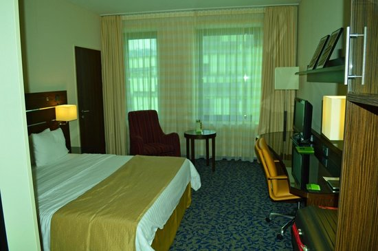 Courtyard by Marriott Vienna Messe: la chambre