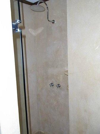 Bo Phut Resort & Spa: Regenschauer - Dusche