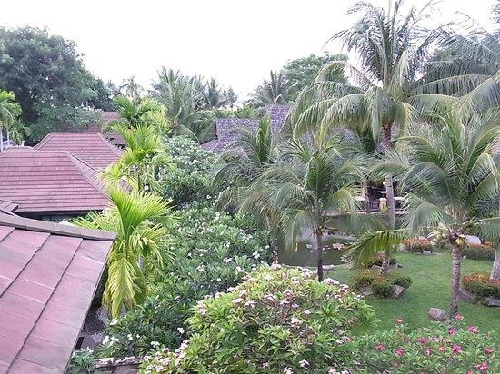 Bo Phut Resort & Spa: Aussicht von der Terrasse