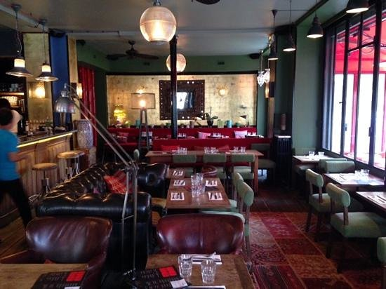 Madame Shawn Bistrot Thai: Ready For Business