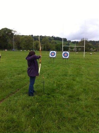 Bala Adventure and Watersports : Archery
