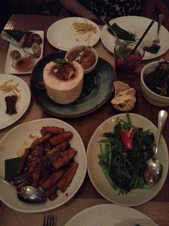 Seribu Rasa: Lovely Meal!