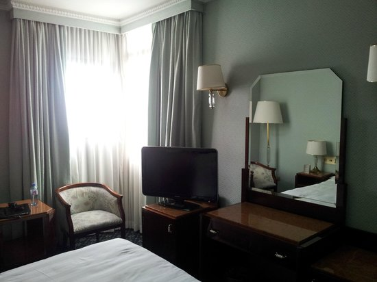 Starhotels Du Parc : room