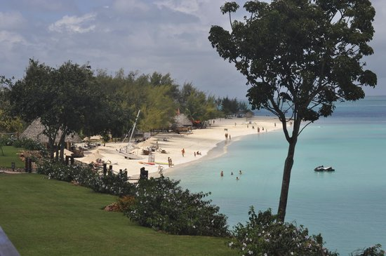 Hideaway of Nungwi Resort & Spa: spiaggia