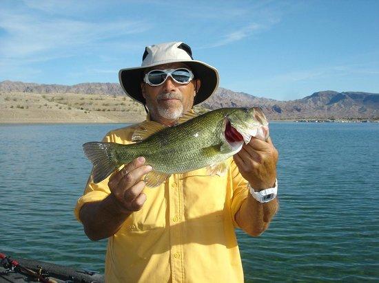 Jeff Marni Enjoying A Fun Day On The Lake Picture