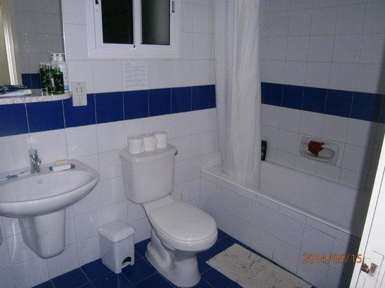 Akti Beach Village Resort: Ванная