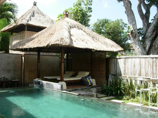 Villa Nirvana Bali : Pool