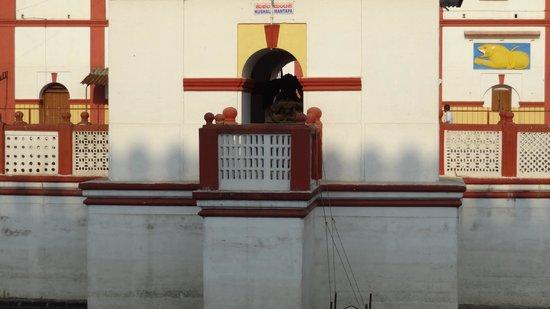 Omkareshwara Temple: OM