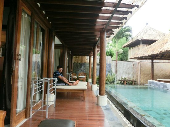 Villa Nirvana Bali : The pool