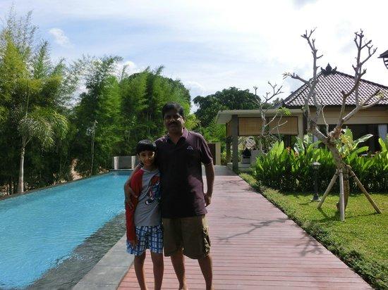 Villa Nirvana Bali : Villa