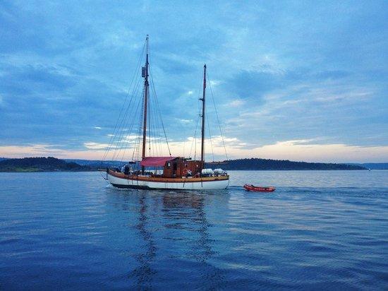 The Oslo fjord. Photo: Tord Baklund