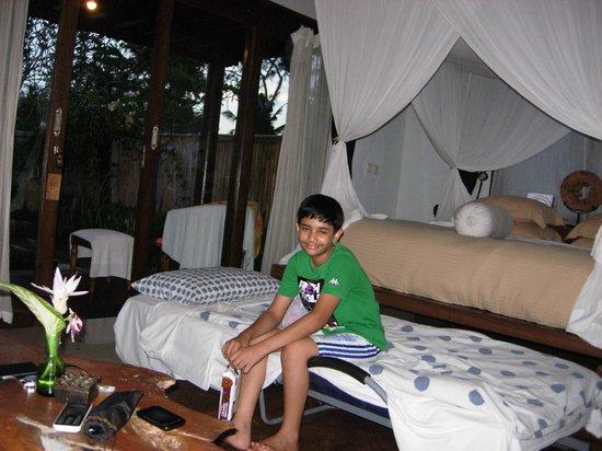 Villa Nirvana Bali : Room