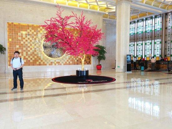 Tonino Lamborghini Hotel Kunshan - City Center: Lobby